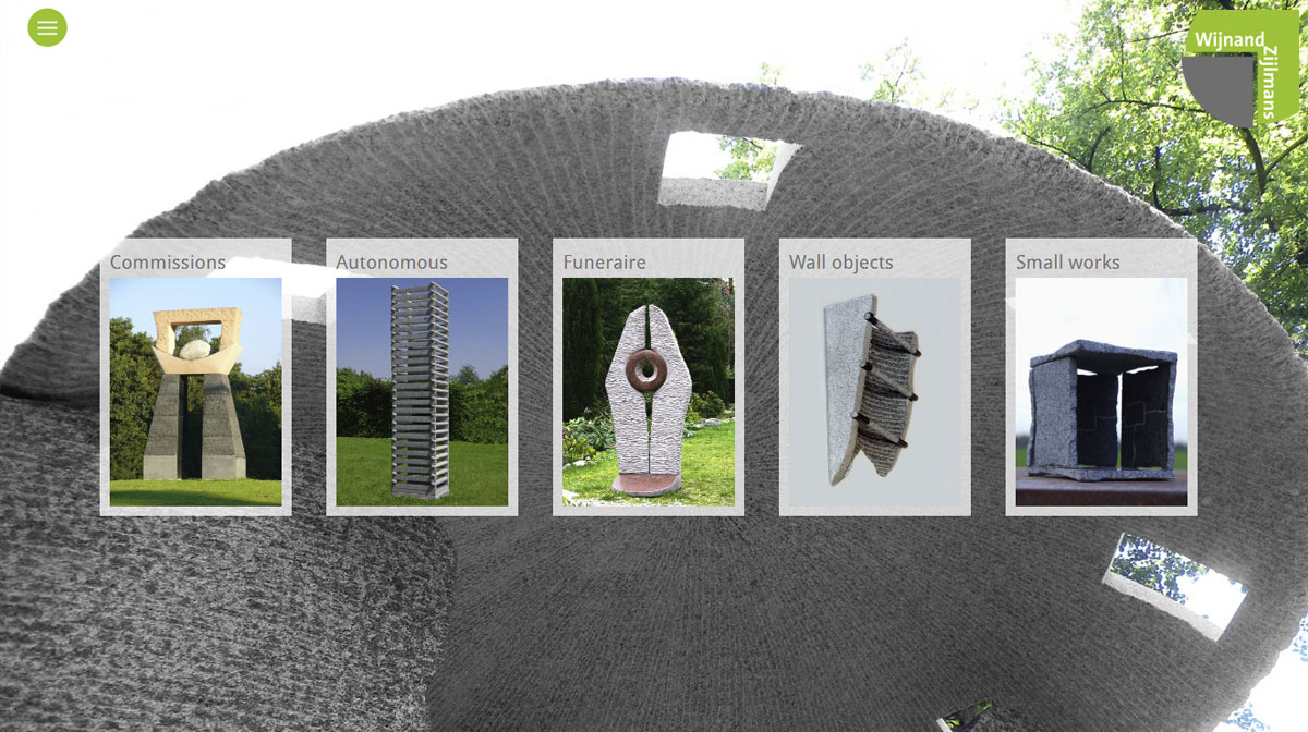 De website zijlmanssculptures