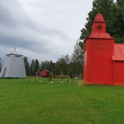 Alma Löv museum Sweden
