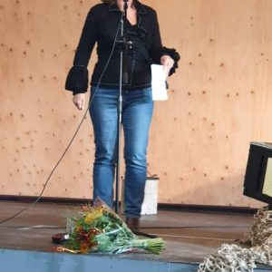 Opening Jacqueline Kooter
