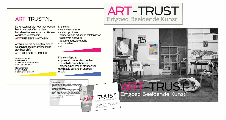 Art-trust flyer