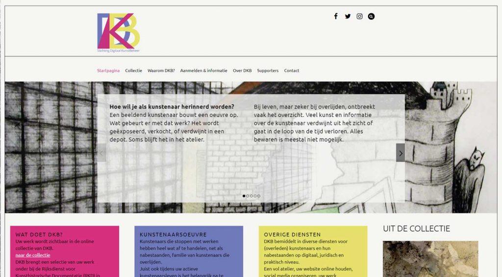 Digitaal KunstBeheer (DKB)