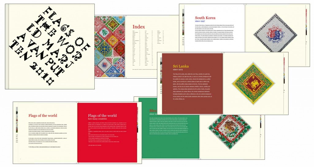Flags of the World boek