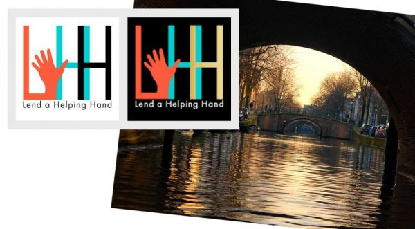 Logo voor Lend a helping hand