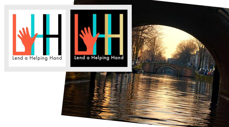 Logo voor Lend a helping hand