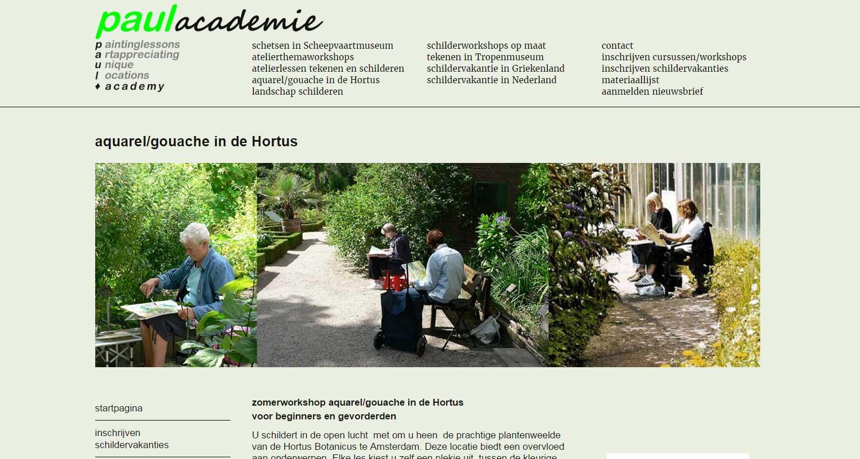 Paul Academie