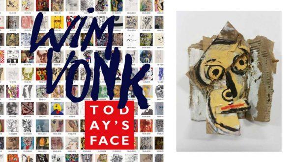 Boek ontwerp, Today's Face