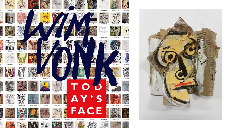 Boek ontwerp, Today\'s Face